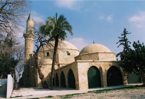 Sempat Terlantar, Tempat Bersejarah Masjid Hala Sultan Tekke, Makam Ummu Haram, Siprus