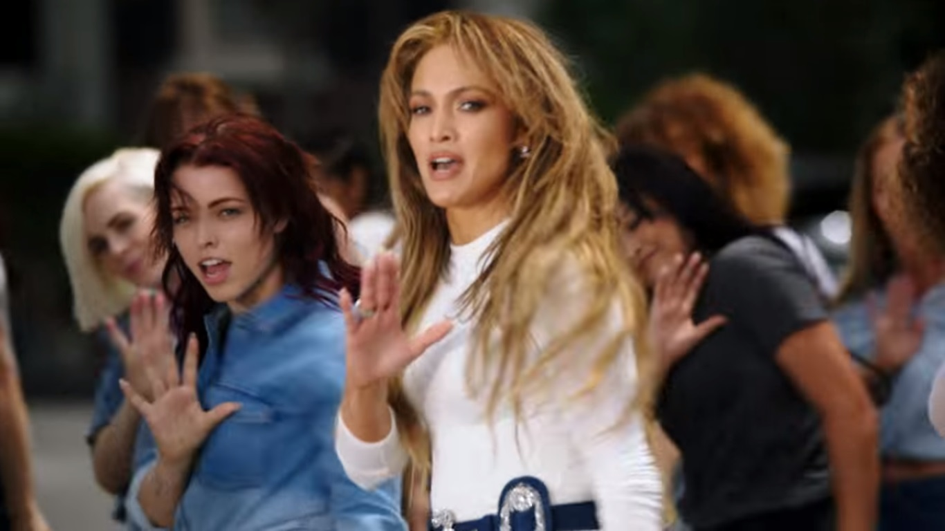 9a79058988 Jennifer Lopez-Ain´t Your Mama