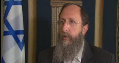 """Respuesta del rabino israelí a UNESCO: """"el Judaísmo tiene 3.500 años, el Islam, 700"""""""