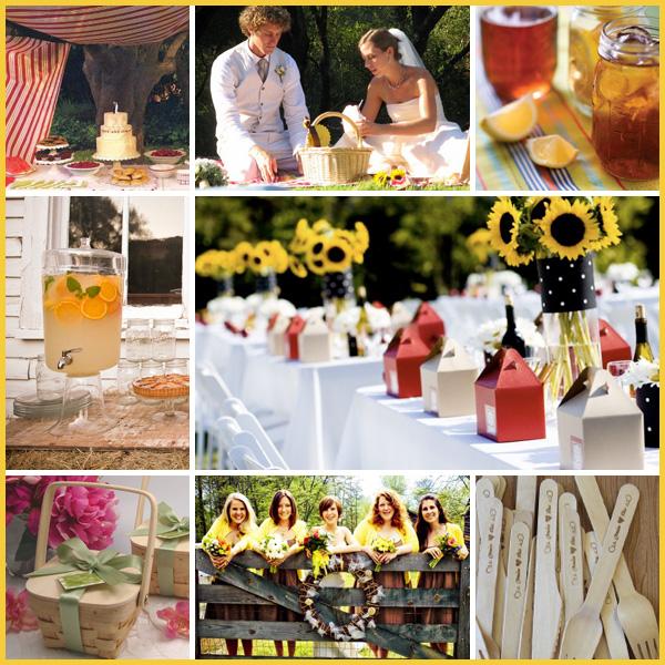 White Rose Weddings Celebrations Events Daytime To: White Rose Weddings, Celebrations & Events: Picnic Wedding