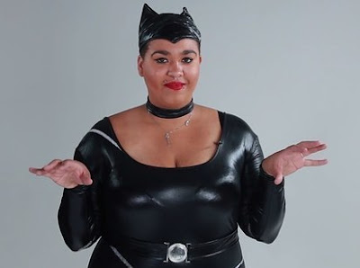 Fail Plus size Catwoman