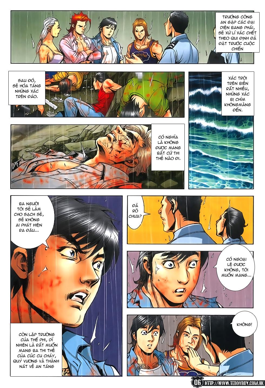 Người Trong Giang Hồ chapter 1861: kết thúc này bắt đầu khác trang 5