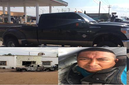 """FOTOS; Con """"Matapolicías"""" sicarios atacan a policías municipales en Chihuahua , refuerzan federales,Militares con helicóptero Black Hawky cae uno"""