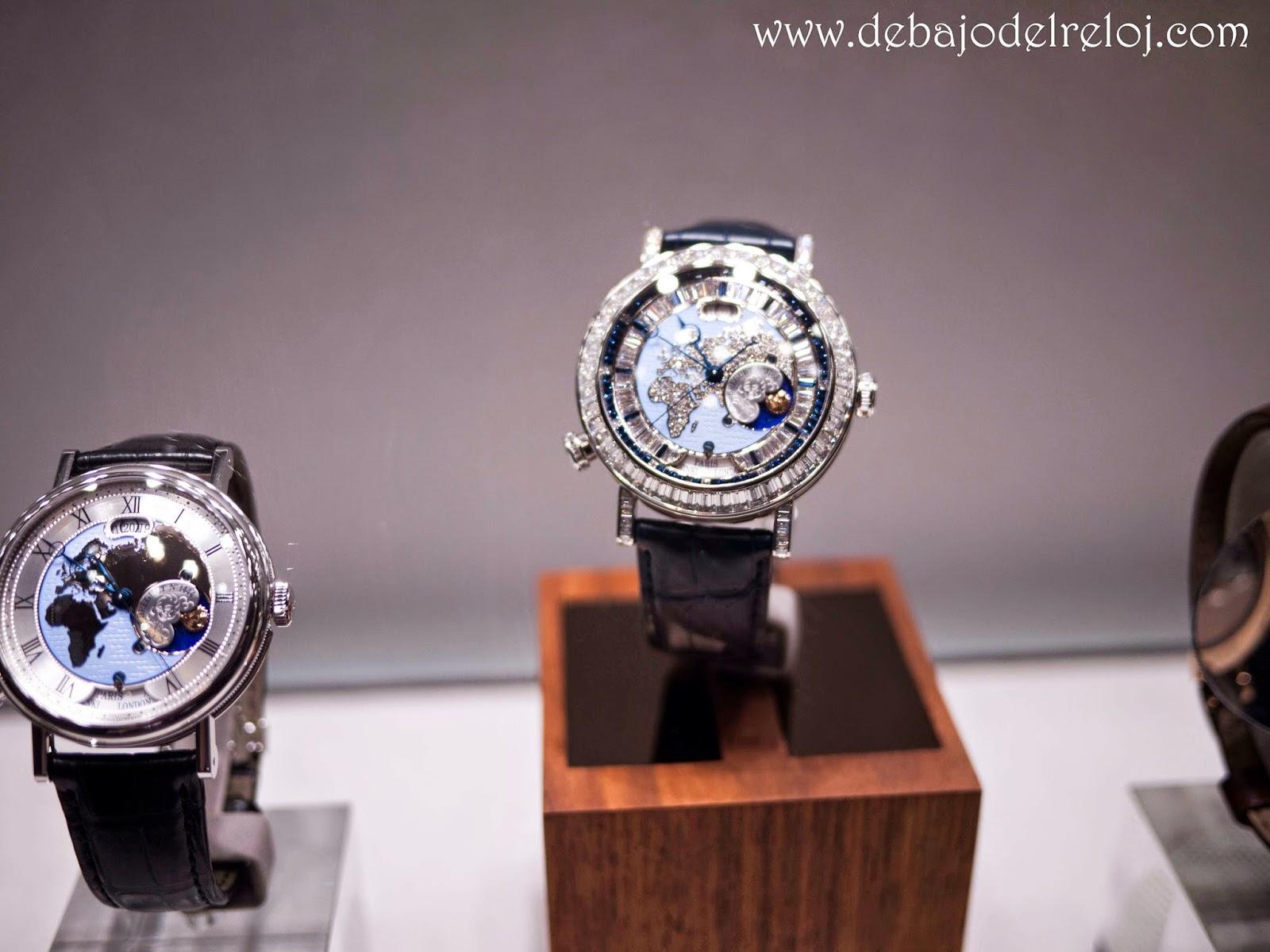Breguet nuevos modelos y Basel 2015 5