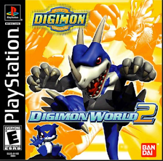Game Digimon World 2 Ps1 High Compress (131 Mb)