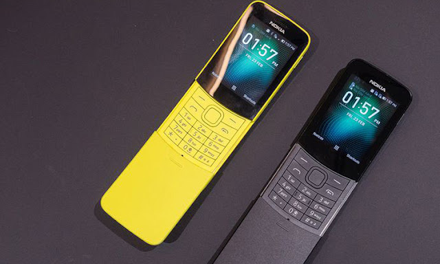 Nokia 8110 Welcomes WhatsApp to the Store in Pakistan
