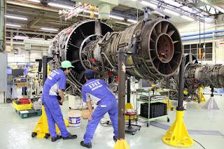 Industri Pesawat Terbang Jepang