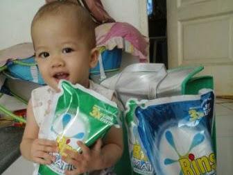 Detergen Matic Cair Baru, Membersihkan Paling Bersih