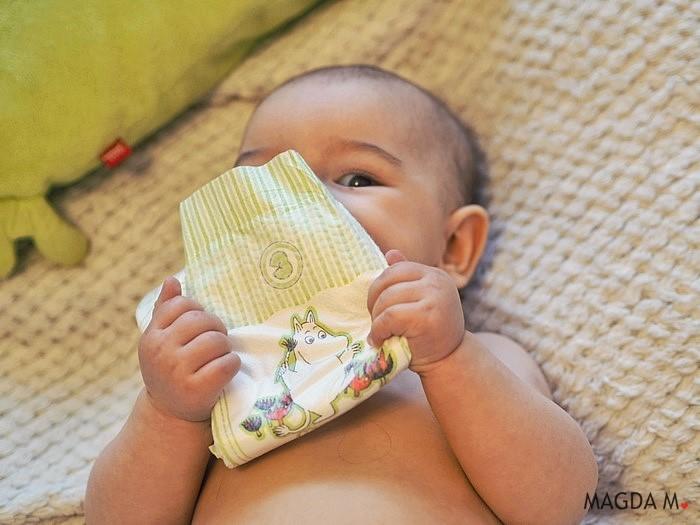 Pieluszki Muumi Baby opinia