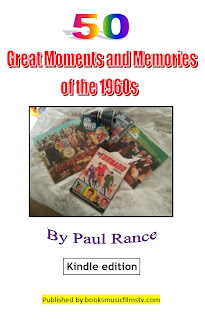 50 Great Moments And Memories Of The 1960s Book Cover
