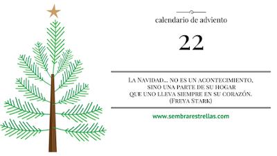 Navidad, esperando la navidad, adviento, frases de adviento, frases de navidad, calendario de adviento, frases positivas, fin de año