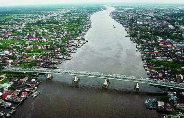 Sungai Kapuas, Kalimantan Timur