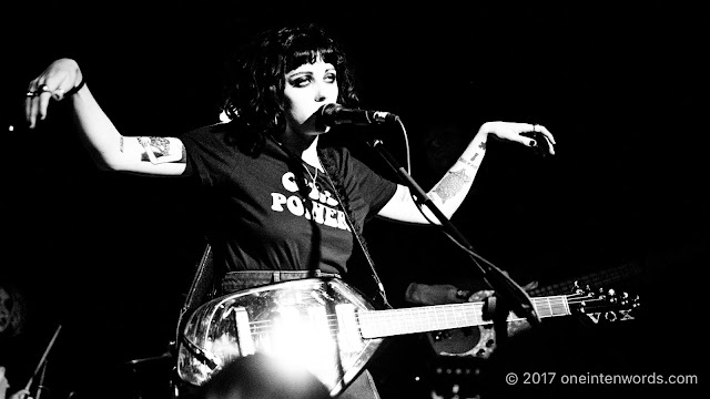 Pale Waves at The Baby G on November 16, 2017 Photo by John at One In Ten Words oneintenwords.com toronto indie alternative live music blog concert photography pictures photos