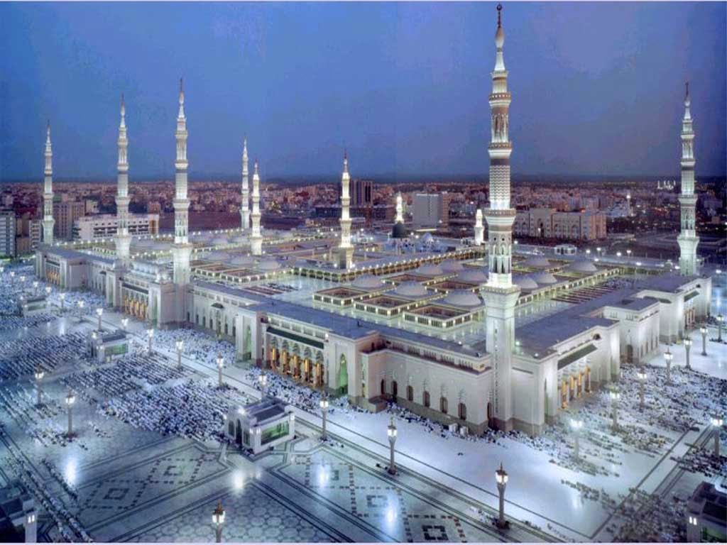 Mesquita al-Nabawi