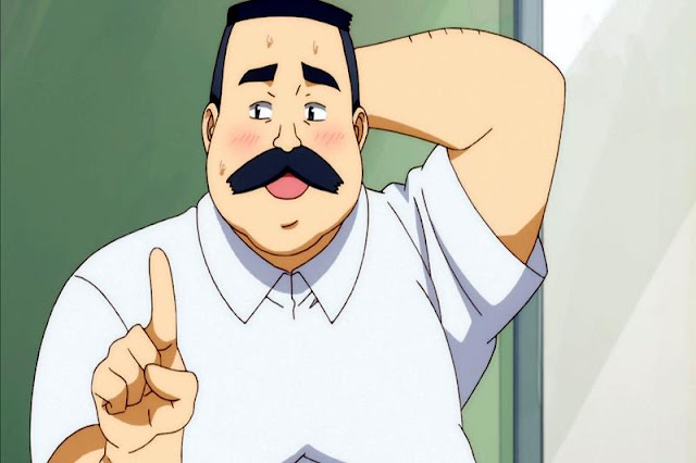 Ojisan to Marshmallow adalah anime yang memiliki kesamaan dengan Karakai Jouzu no Takagi-san