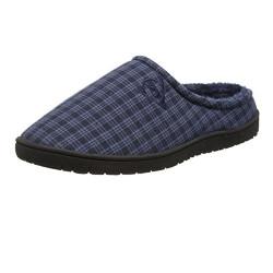 Pantofole Uomo Dunlop blu e grigie