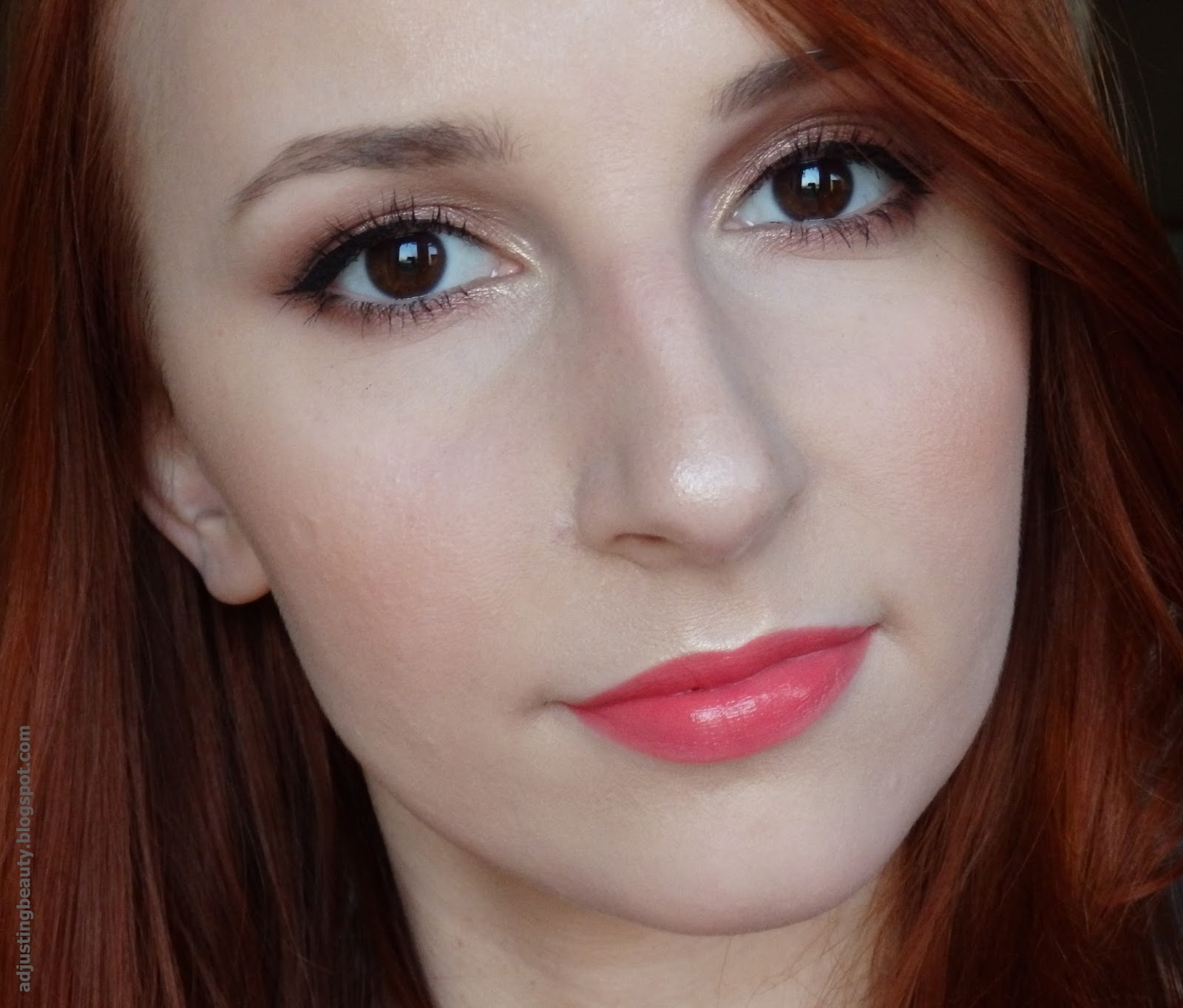 how to make your lips bright red without lipstick