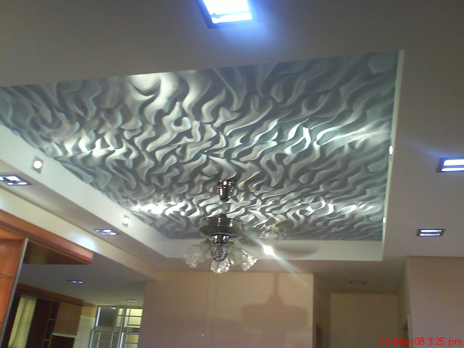 Ceiling Design.   Interiors Blog