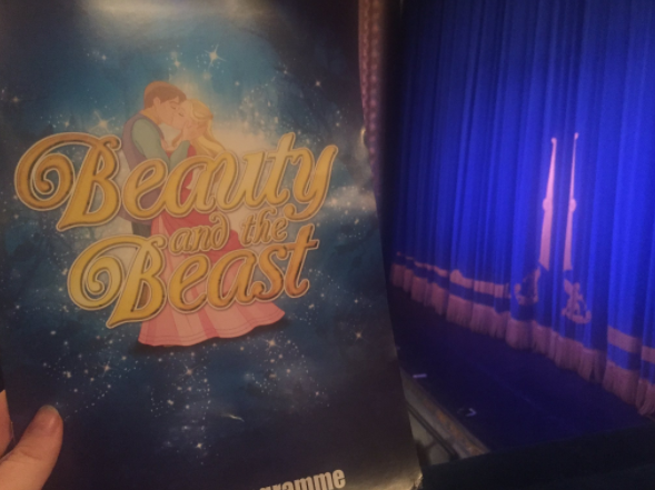 Beauty and the Beast at Tyne Theatre and Opera House Newcastle | A Review - programme