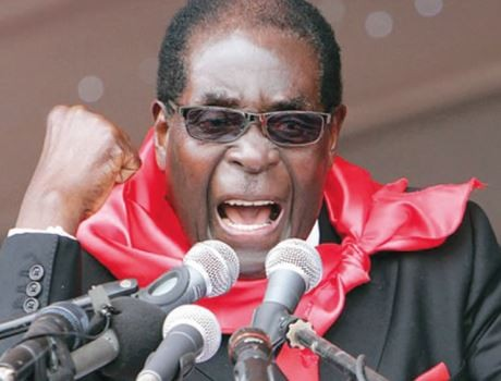 South Africa let me down during my impeachment - Robert Mugabe