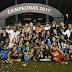 Corinthians é campeão da Libertadores feminina de 2017