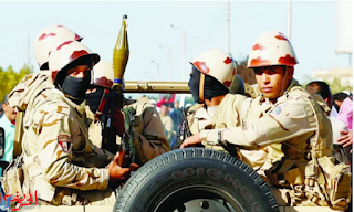 """الجيش ينفي تقرير نيويورك تايم عن """"التحالف السري"""" بين مصر وإسرائيل """""""