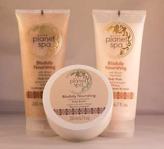 Avon Planet Spa African Shea Butter