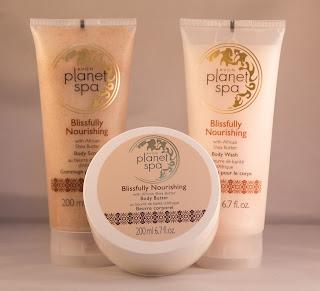 Avon Planet Spa African Shea Butter