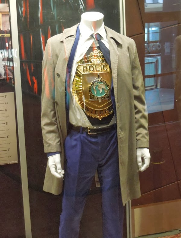 Muppets Most Wanted Interpol badge costume