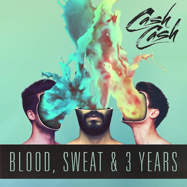 'Cash Cash' anuncia su álbum debut.