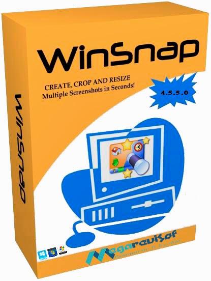 Resultado de imagen para WinSnap 5