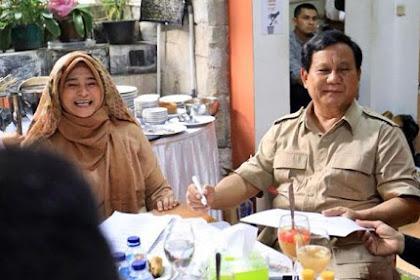 Reaksi Gerindra Setelah Neno Warisman Didemo di Pekanbaru, Prabowo Beri Arahan Ini