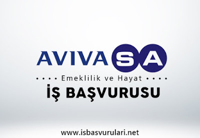 AvivaSA iş ilanları
