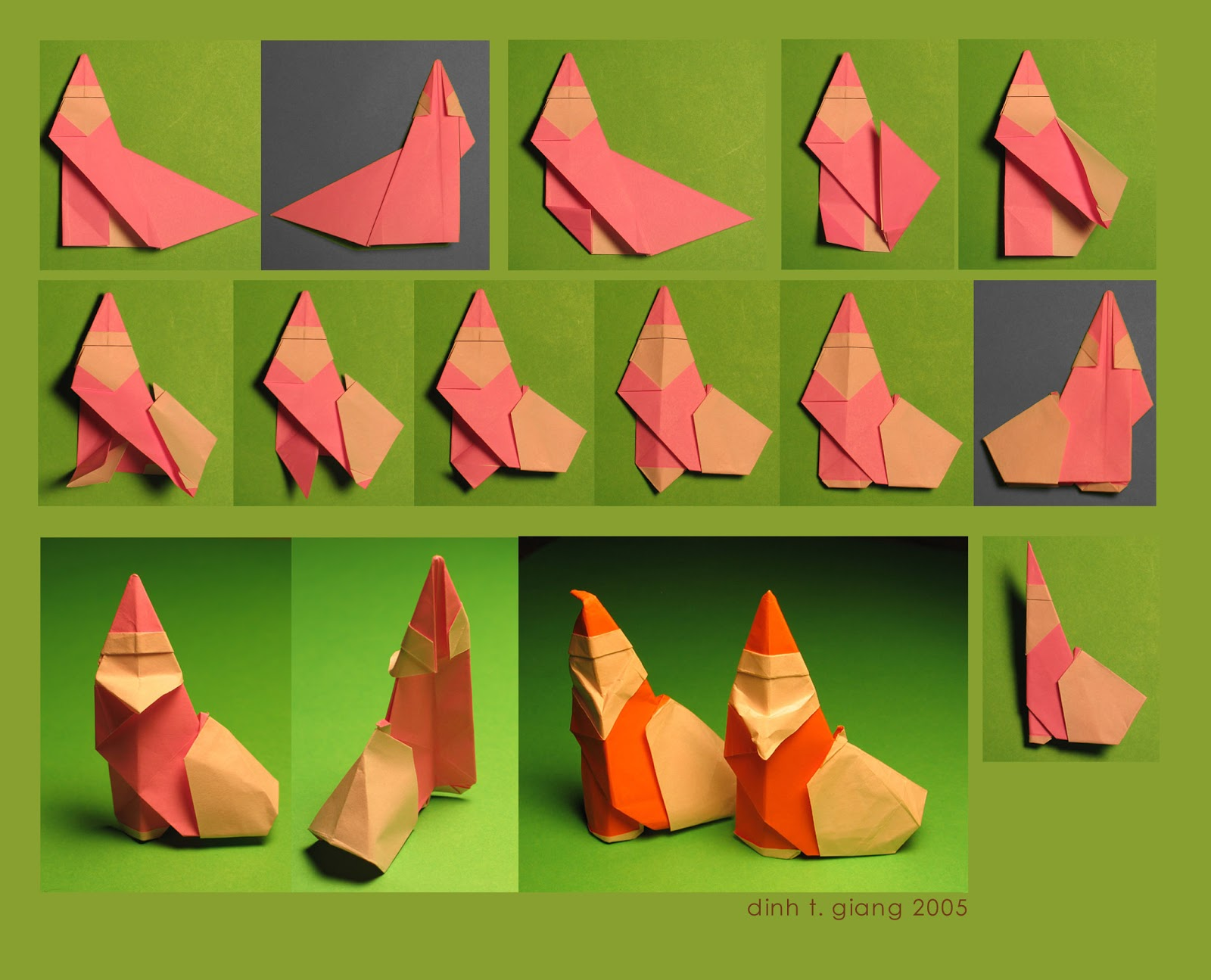 Tutorial Origami Handmade How To Make With Tutorials Cek Link Instructions By Wakeangel2001 On Deviantart 1 Giang Dinh