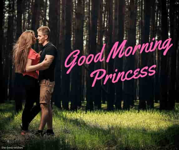 good morning cute princess