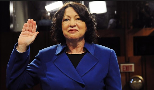 Sotomayor says Kavanaugh a part of the Supreme Court 'family'