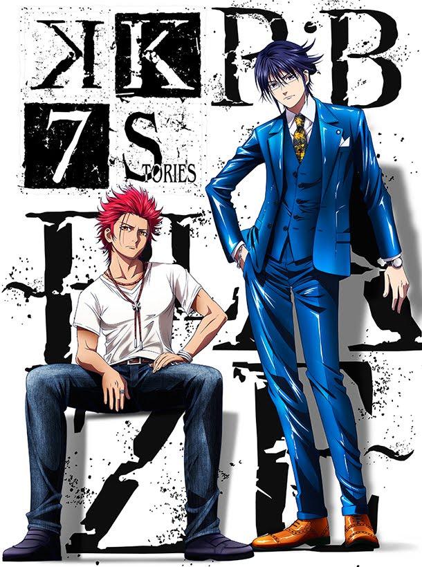"Animeb K: SEVEN STORIES ""R:B - BLAZE -"" at"