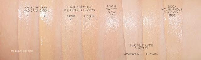 Armani Maestro Glow Nourishing Fusion Foundation And