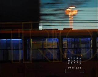 """El AMZ Trío presenta """"Partida"""" / stereojazz"""