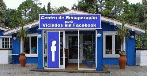 Resultado de imagem para clínica de viciados em facebook