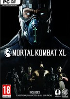 Mortal Kombat XL + DLC Pack 2 PC Full Español