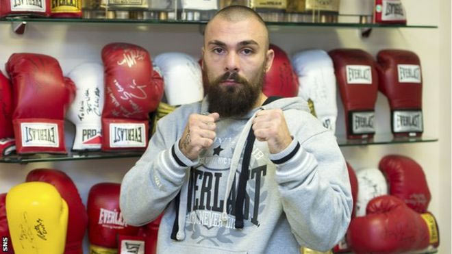 Mike Towell aka Iron Mike dies after boxing match