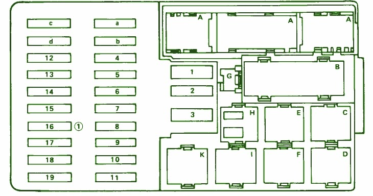fuse box diagram mercedes benz 1990 420 sel ~ mercedes ... mercedes fuse box diagram benz 2001
