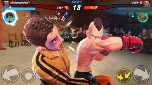 تحميل لعبة ملاكمة للاندرويد