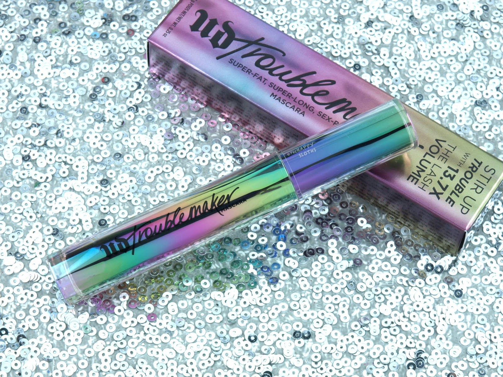 Urban Decay Troublemaker Mascara: Review and Swatches