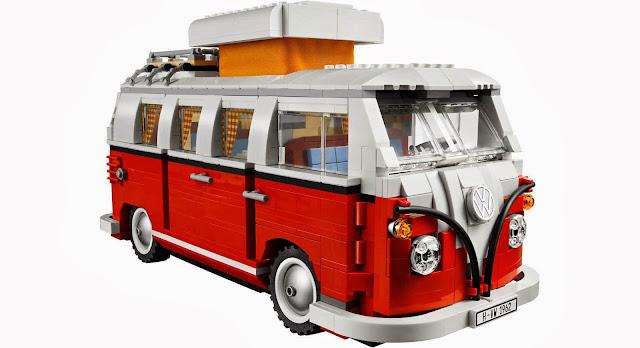 Volkswagen Lego Bus