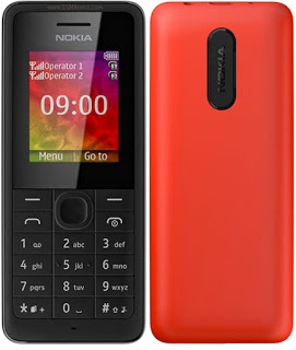 NOKIA 107 RM-961 FLASH FILE