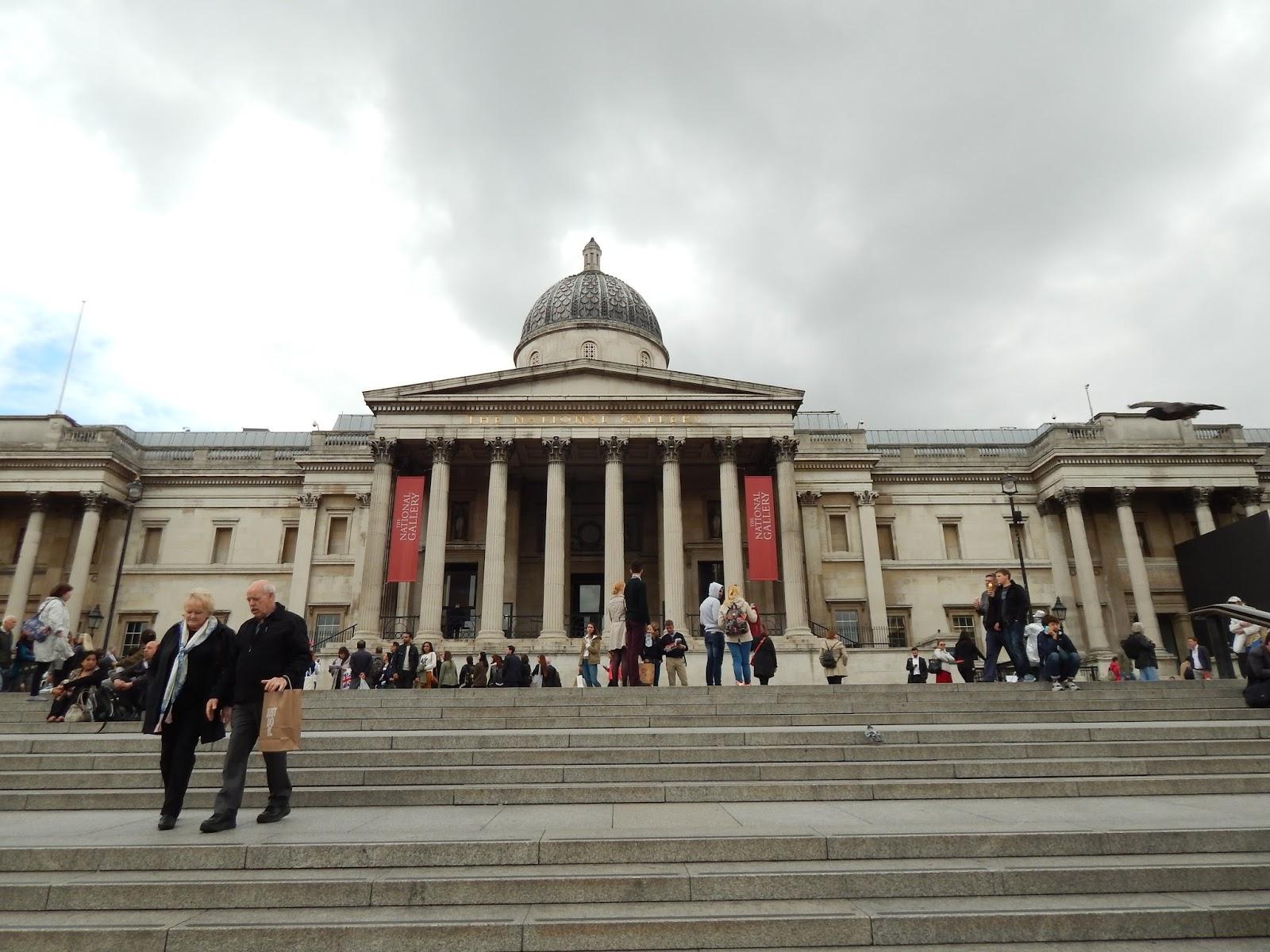 National Galery Londýn