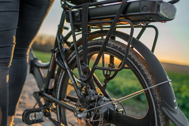 E-Mobilität für Minimalisten – Klapp-E-Bike Scamper S400 XL von Shinga Lacros | Falt-E-Bike | Faltrad | Klapprad | Falt Pedelec | Elektro Faltrad | Elektrisches Fahrrad 10