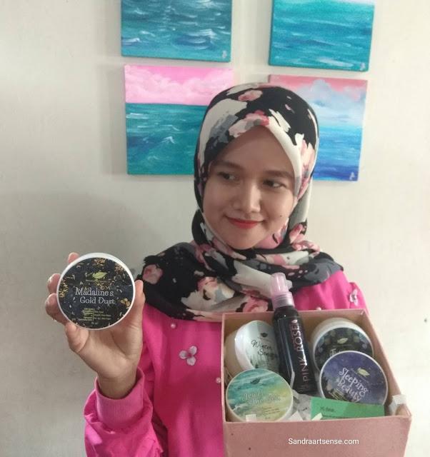 Natuna Oilvera Organic Face Mask